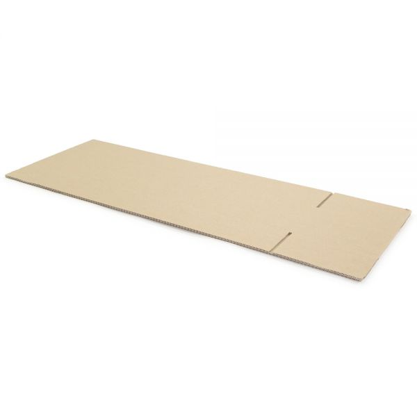 10 Stück: 800x200x150 mm einwellige Kartons