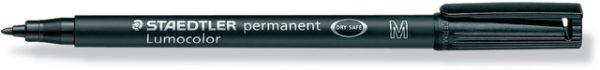 OH-Stift, Lumocolor® 317, M, perm., 1 mm, Schreibf.: schwarz