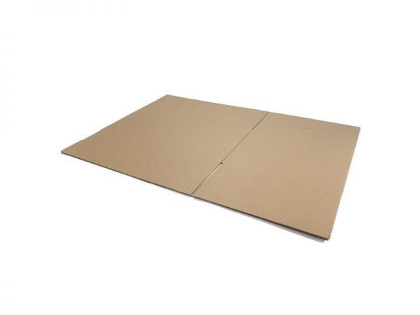 5 Stück: 750x500x350 mm einwellige Kartons