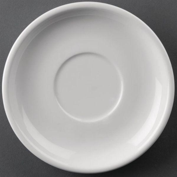 Athena Hotelware Untertassen 14,5cm; Inhalt: 24 Stück
