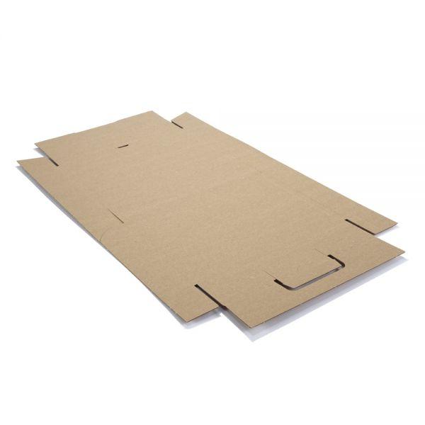 5 Stück: 218x153x45 mm Maxibrief Karton