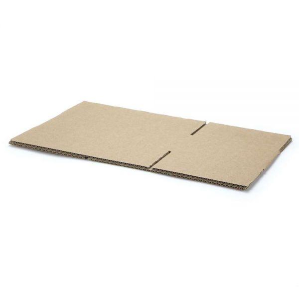 10 Stück: 240x140x75 mm einwellige Kartons