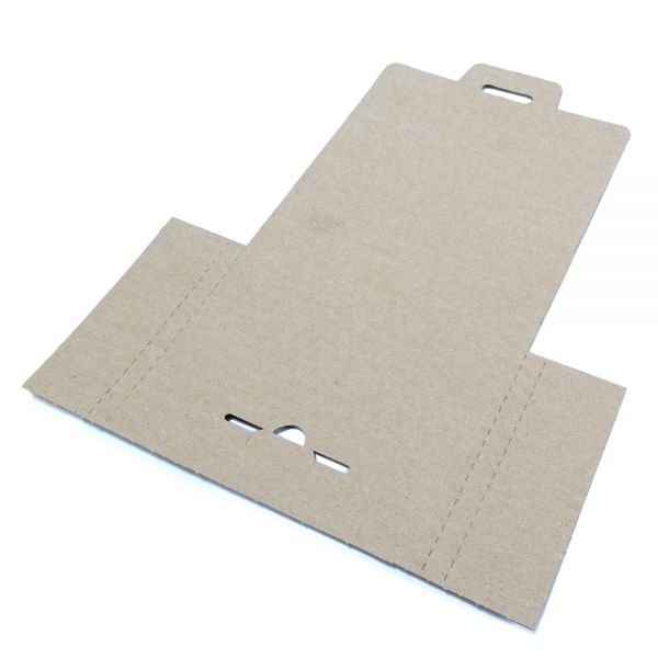 10 Stück: 245x200x20 mm Großbriefkarton (Außenmaß)
