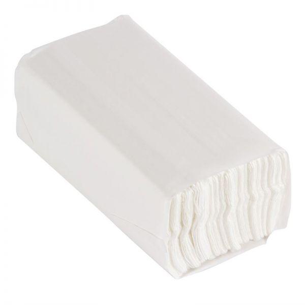 Jantex C-gefaltete Handtücher weiß 2-lagig 15er Pack