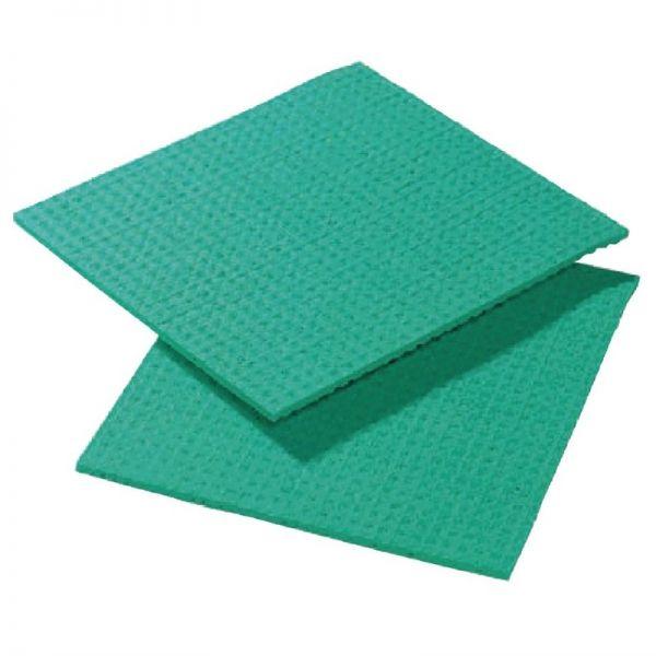 Spongyl Reinigungstücher grün; Inhalt: 10 Stück