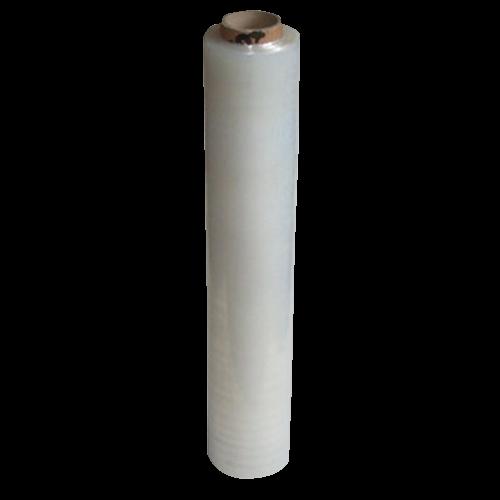 6 Rollen Stretchfolie 430 mm x 600 m transparent, 8my vorgereckt/ vorgedehnt