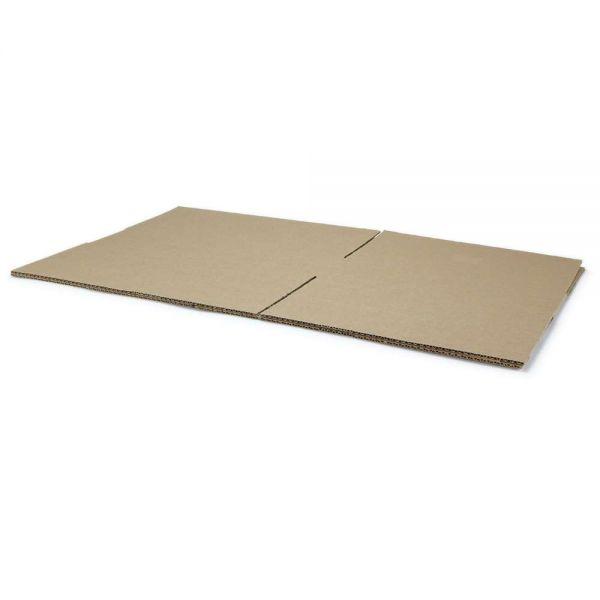 20 Stück: 450x350x100 mm einwellige Kartons