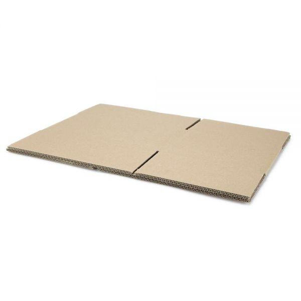 10 Stück: 300x215x140 mm zweiwellige Kartons
