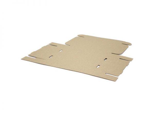 10 Stück: 200x152x40 mm Maxibrief Karton