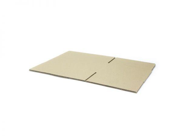 90 Stück: 292x192x138 mm einwellige Kartons