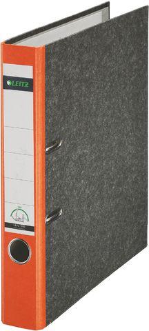 Ordner Standard, Karton (RC), A4, 52 mm, 28,5x31,8cm, orange