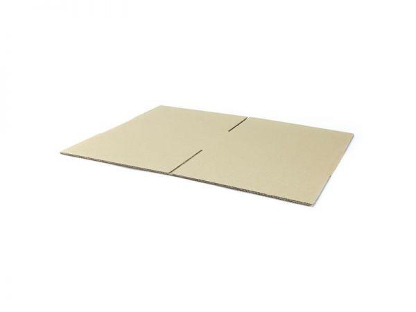 20 Stück: 300x300x150 mm einwellige Kartons (Außenmaß)