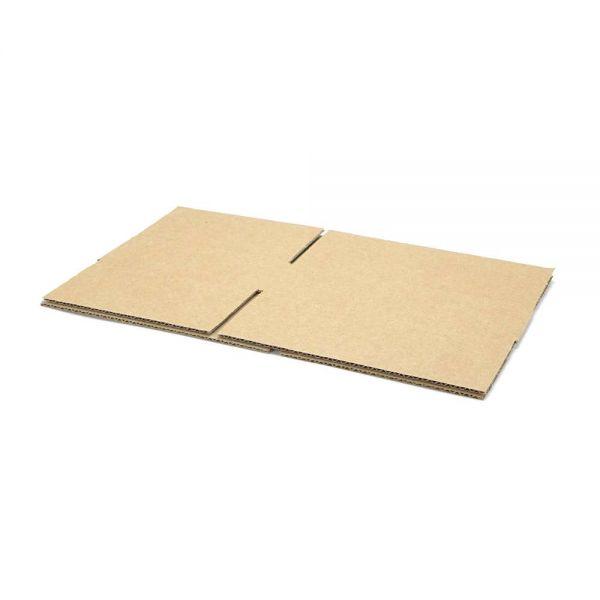 20 Stück: 200x150x50 mm einwellige Kartons