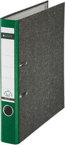 Ordner Standard, Karton (RC), A4, 52 mm, 28,5x31,8cm, grün