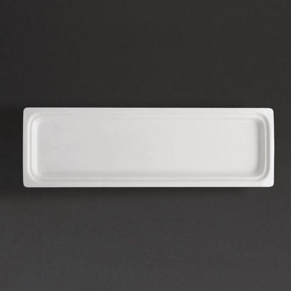 Olympia Whiteware Schale GN2/4 3cm tief