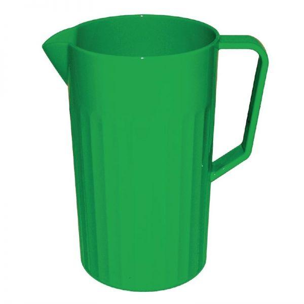 Kristallon Kanne grün 1,4L