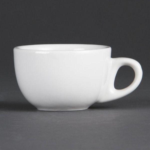 Olympia Whiteware Espressotassen 8,5cl; Inhalt: 12 Stück