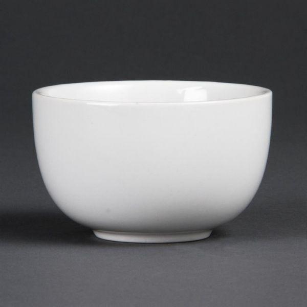 Olympia Whiteware Zuckerdose 20cl; Inhalt: 12 Stück