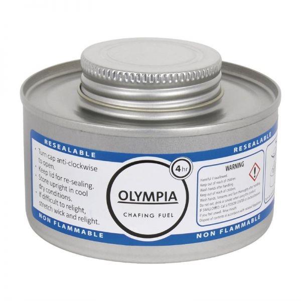 Olympia flüssige Brennpaste 4 Std. x12; Inhalt: 12 Stück