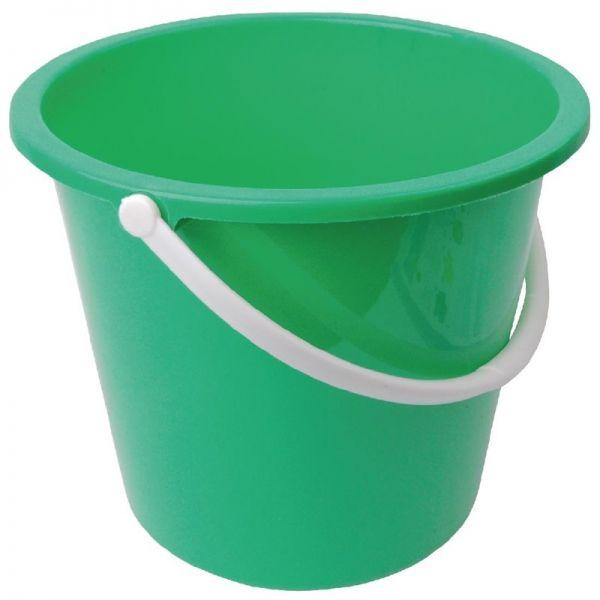 Jantex Kunststoffeimer grün 10L