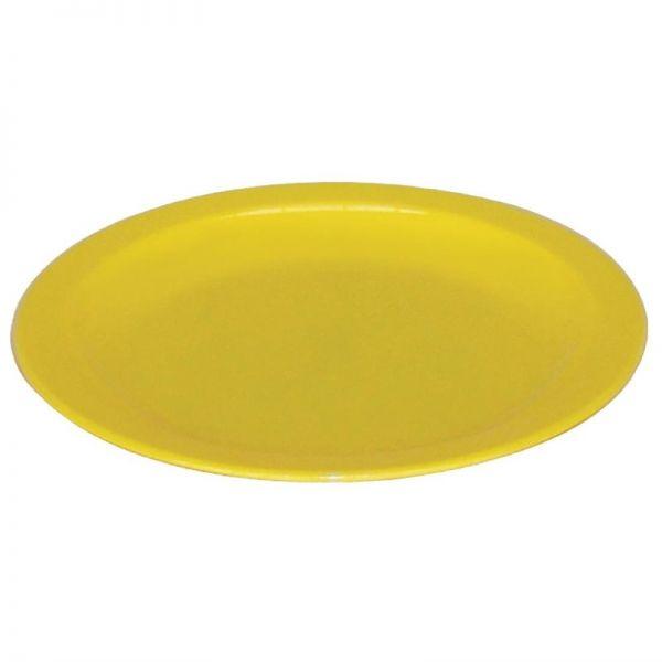 Kristallon Teller gelb 23cm
