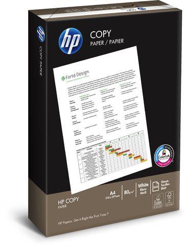 Multifunktionspapier Copy, A4, 80g/m², ECF, weiß