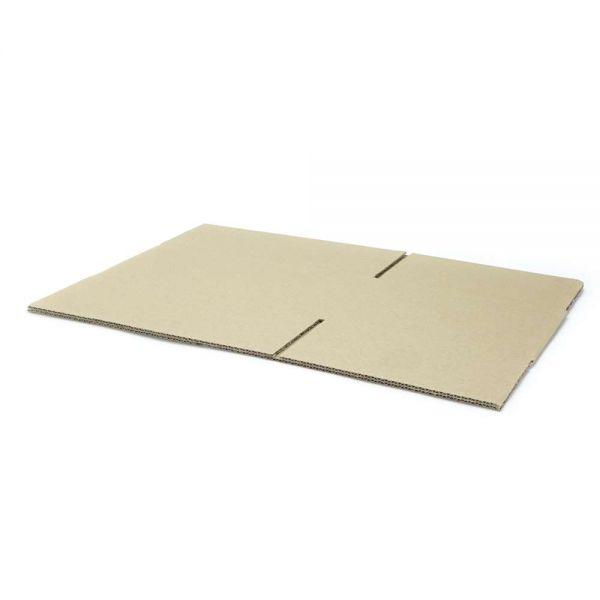20 Stück: 300x215x140 mm einwellige Kartons