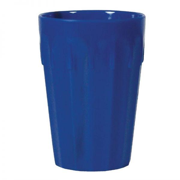 Kristallon Becher blau 26cl; Inhalt: 12 Stück