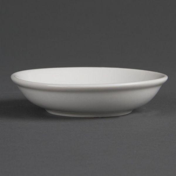 Olympia Whiteware Sojasaucenschälchen 10cm