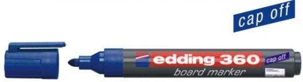 Boardmarker 360, Rundspitze, 1,5 - 3 mm, Schreibf.: blau