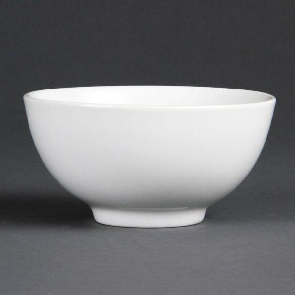 Olympia Whiteware Reisschüsseln 13cm; Inhalt: 12 Stück