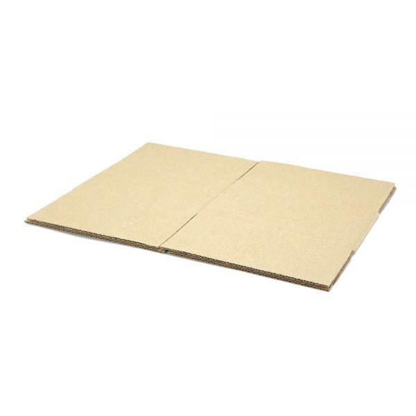 20 Stück: 190x180x100 mm einwellige Kartons