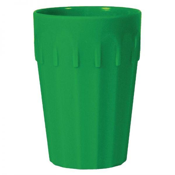Kristallon Becher grün 14,2cl