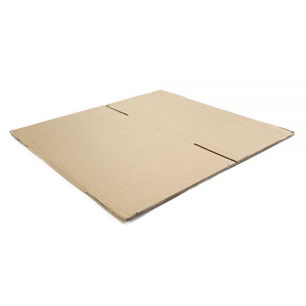5 Stück: 485x385x400 mm zweiwellige Kartons