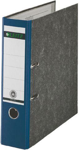 Ordner Standard, Karton (RC), A4, 80 mm, 28,5x31,8cm, blau