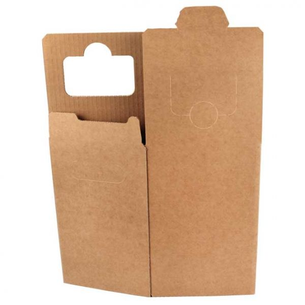 5 Stück: Bag-in-Box 3 Liter - Karton