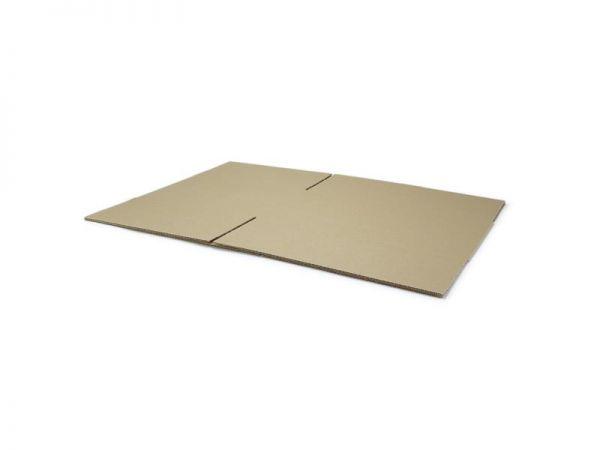 10 Stück: 400x300x200 mm einwellige Kartons