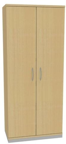 Aktenschrank All in One 5 OH, 800 x 442 x 1.820 mm, ahorn