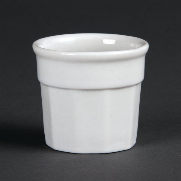 Olympia Whiteware Saucenbecher 3,7cl