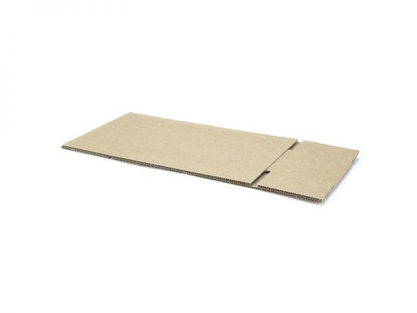 20 Stück: 350x100x100 mm einwellige Kartons