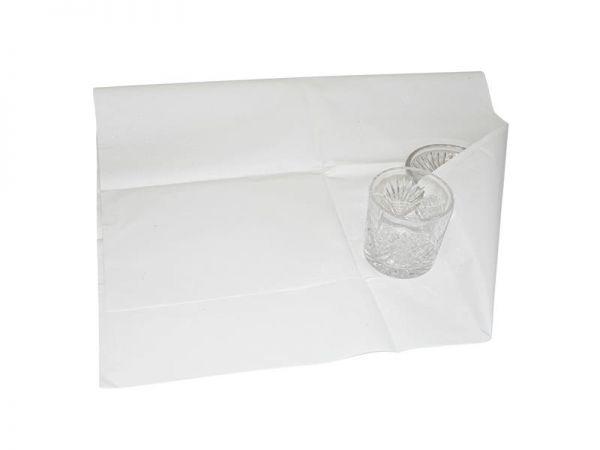 25 Stück: Seidenpapier weiß 50 cm x 75 cm