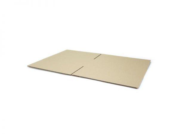 60 Stück: 330x235x160 mm einwellige Kartons