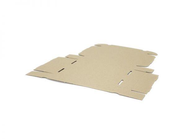 10 Stück: 250x175x50 mm Maxibrief Karton (Außenmaß)
