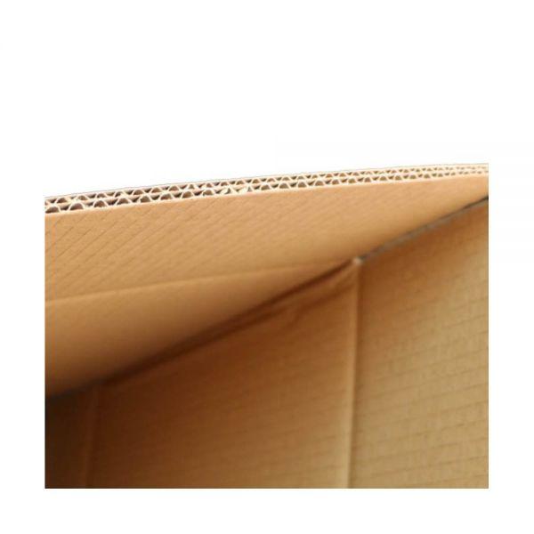 10 Stück: 371x279x310 mm 12er Export-Flaschenkarton ohne Gefache