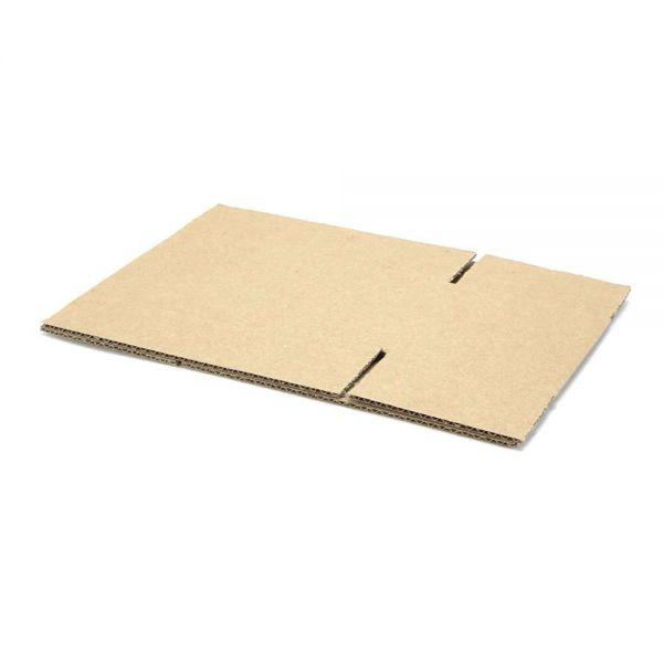 20 Stück: 200x100x100 mm einwellige Kartons