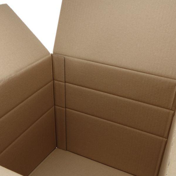400x400x200-400 mm zweiwellige Kartons (Außenmaß)