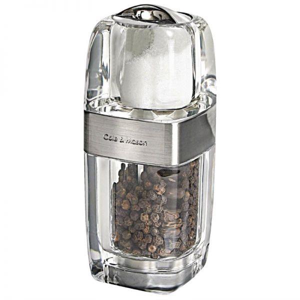 Cole & Mason Seville 2-in-1 Salz- und Pfeffermühle 14cm