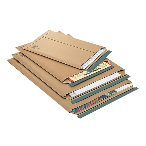 100 Stück: 292x210x0-50 mm Kalenderverpackung A4