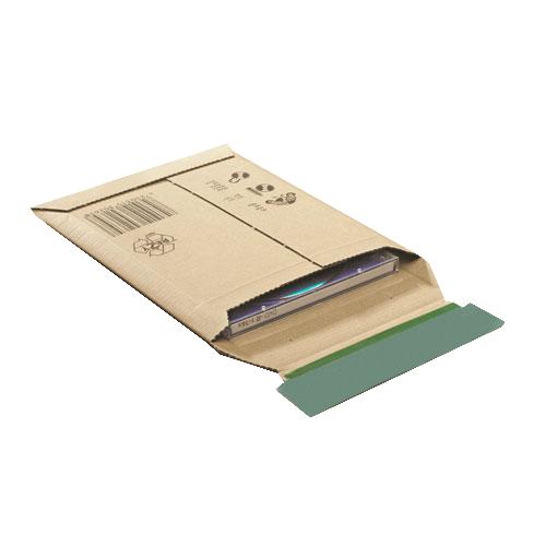 100 Stück: 190x145x0-25 mm CD-Verpackung