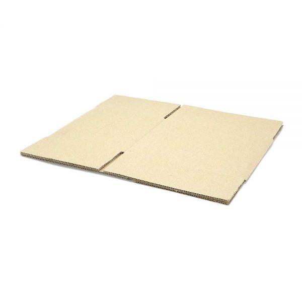 20 Stück: 200x150x150 mm einwellige Kartons